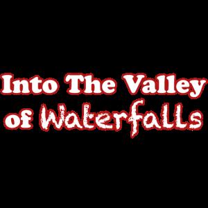 In das Tal der Wasserfälle - Rot