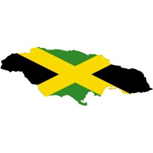 Jamaica Island Flag