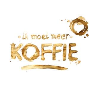 Ik  meer koffie