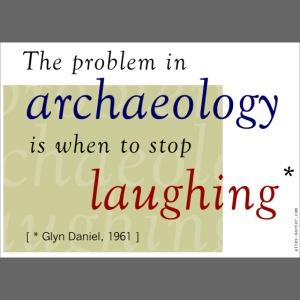 Das Problem der Archäologie