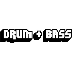 music drum + bass