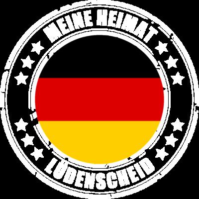 Meine Heimat ist LÜDENSCHEID - LÜDENSCHEID ist deine Heimatstadt? Dann ist dieses Design für dich! Meine Heimat,Heimat,Stadt,Deutschland,deutsch,städte,schwarz rot gold,Region, Orte, Ort,Stadtname,Metropole,großstadt,Heimatstadt,ci - städte,schwarz rot gold,großstadt,deutsch,city,Stadtname,Stadt,Region,Orte,Ort,Metropole,Meine Heimat,LÜDENSCHEID,Heimatstadt,Heimat,Deutschland