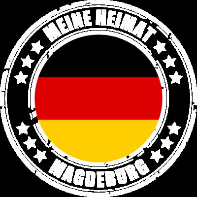 Meine Heimat ist MAGDEBURG - MAGDEBURG ist deine Heimatstadt? Dann ist dieses Design für dich! Meine Heimat,Heimat,Stadt,Deutschland,deutsch,städte,schwarz rot gold,Region, Orte, Ort,Stadtname,Metropole,großstadt,Heimatstadt,city - städte,schwarz rot gold,großstadt,deutsch,city,Stadtname,Stadt,Region,Orte,Ort,Metropole,Meine Heimat,MAGDEBURG,Heimatstadt,Heimat,Deutschland