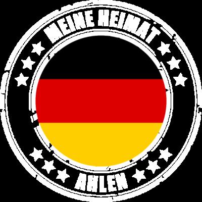 Meine Heimat ist AHLEN - AHLEN ist deine Heimatstadt? Dann ist dieses Design für dich! Meine Heimat,Heimat,Stadt,Deutschland,deutsch,städte,schwarz rot gold,Region, Orte, Ort,Stadtname,Metropole,großstadt,Heimatstadt,city,AHL - städte,schwarz rot gold,großstadt,deutsch,city,Stadtname,Stadt,Region,Orte,Ort,Metropole,Meine Heimat,Heimatstadt,Heimat,Deutschland,AHLEN