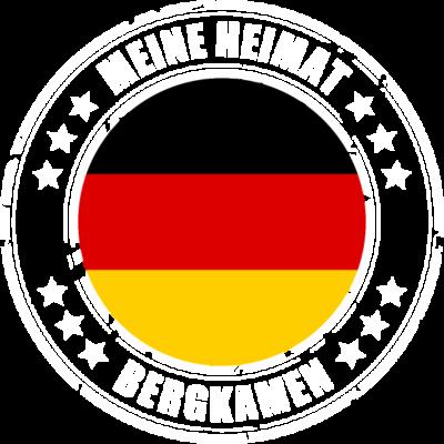 Meine Heimat ist BERGKAMEN - BERGKAMEN ist deine Heimatstadt? Dann ist dieses Design für dich! Meine Heimat,Heimat,Stadt,Deutschland,deutsch,städte,schwarz rot gold,Region, Orte, Ort,Stadtname,Metropole,großstadt,Heimatstadt,city - städte,schwarz rot gold,großstadt,deutsch,city,Stadtname,Stadt,Region,Orte,Ort,Metropole,Meine Heimat,Heimatstadt,Heimat,Deutschland,BERGKAMEN