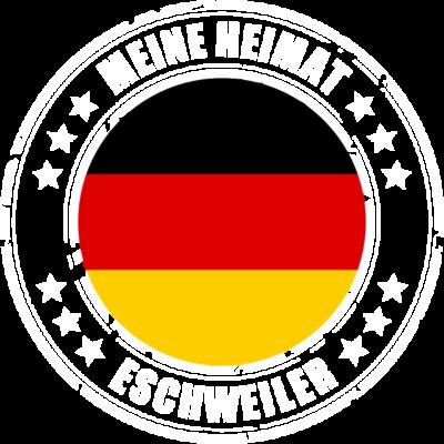 Meine Heimat ist ESCHWEILER - ESCHWEILER ist deine Heimatstadt? Dann ist dieses Design für dich! Meine Heimat,Heimat,Stadt,Deutschland,deutsch,städte,schwarz rot gold,Region, Orte, Ort,Stadtname,Metropole,großstadt,Heimatstadt,cit - städte,schwarz rot gold,großstadt,deutsch,city,Stadtname,Stadt,Region,Orte,Ort,Metropole,Meine Heimat,Heimatstadt,Heimat,ESCHWEILER,Deutschland