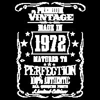 1972 - Premium Jahrgang - Limited Edition - EN
