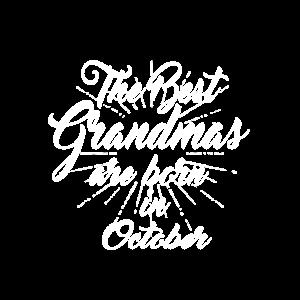 Die besten Omas sind im Oktober geboren