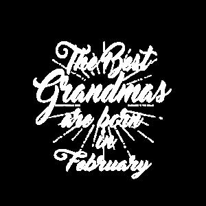 Die besten Omas sind im Februar geboren