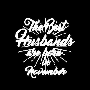 Die besten Ehemaenner sind im November geboren