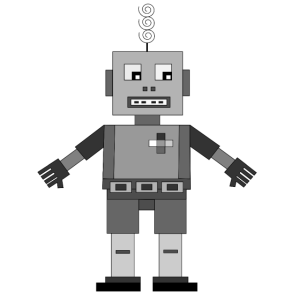 Robert, der Roboter