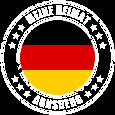 Meine Heimat ist ARNSBERG - ARNSBERG ist deine Heimatstadt? Dann ist dieses Design für dich! Meine Heimat,Heimat,Stadt,Deutschland,deutsch,städte,schwarz rot gold,Region, Orte, Ort,Stadtname,Metropole,großstadt,Heimatstadt,city, - städte,schwarz rot gold,großstadt,deutsch,city,Stadtname,Stadt,Region,Orte,Ort,Metropole,Meine Heimat,Heimatstadt,Heimat,Deutschland,ARNSBERG