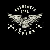 authentic legend 1964 Geburtstag, Geburtsjahr