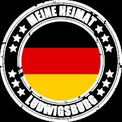 Meine Heimat ist LUDWIGSBURG - LUDWIGSBURG ist deine Heimatstadt? Dann ist dieses Design für dich! Meine Heimat,Heimat,Stadt,Deutschland,deutsch,städte,schwarz rot gold,Region, Orte, Ort,Stadtname,Metropole,großstadt,Heimatstadt,ci - städte,schwarz rot gold,großstadt,deutsch,city,Stadtname,Stadt,Region,Orte,Ort,Metropole,Meine Heimat,LUDWIGSBURG,Heimatstadt,Heimat,Deutschland