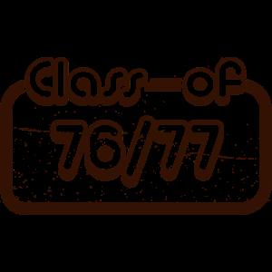 class of 1976 1977