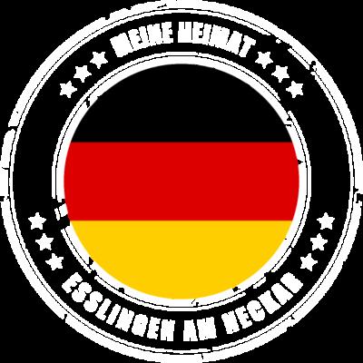 Meine Heimat ist ESSLINGEN AM NECKAR - ESSLINGEN AM NECKAR ist deine Heimatstadt? Dann ist dieses Design für dich! Meine Heimat,Heimat,Stadt,Deutschland,deutsch,städte,schwarz rot gold,Region, Orte, Ort,Stadtname,Metropole,großstadt,Heimat - städte,schwarz rot gold,großstadt,deutsch,city,Stadtname,Stadt,Region,Orte,Ort,Metropole,Meine Heimat,Heimatstadt,Heimat,ESSLINGEN AM NECKAR,Deutschland