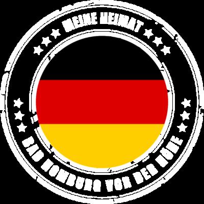 Meine Heimat ist BAD HOMBURG VOR DER HÖHE - BAD HOMBURG VOR DER HÖHE ist deine Heimatstadt? Dann ist dieses Design für dich! Meine Heimat,Heimat,Stadt,Deutschland,deutsch,städte,schwarz rot gold,Region, Orte, Ort,Stadtname,Metropole,großstadt,H - städte,schwarz rot gold,großstadt,deutsch,city,Stadtname,Stadt,Region,Orte,Ort,Metropole,Meine Heimat,Heimatstadt,Heimat,Deutschland,BAD HOMBURG VOR DER HÖHE