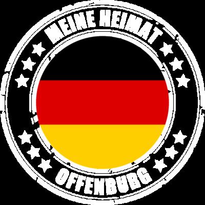 Meine Heimat ist OFFENBURG - OFFENBURG ist deine Heimatstadt? Dann ist dieses Design für dich! Meine Heimat,Heimat,Stadt,Deutschland,deutsch,städte,schwarz rot gold,Region, Orte, Ort,Stadtname,Metropole,großstadt,Heimatstadt,city - städte,schwarz rot gold,großstadt,deutsch,city,Stadtname,Stadt,Region,Orte,Ort,OFFENBURG,Metropole,Meine Heimat,Heimatstadt,Heimat,Deutschland