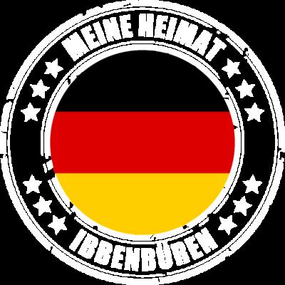 Meine Heimat ist IBBENBÜREN - IBBENBÜREN ist deine Heimatstadt? Dann ist dieses Design für dich! Meine Heimat,Heimat,Stadt,Deutschland,deutsch,städte,schwarz rot gold,Region, Orte, Ort,Stadtname,Metropole,großstadt,Heimatstadt,cit - städte,schwarz rot gold,großstadt,deutsch,city,Stadtname,Stadt,Region,Orte,Ort,Metropole,Meine Heimat,IBBENBÜREN,Heimatstadt,Heimat,Deutschland