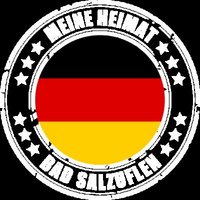 Meine Heimat ist BAD SALZUFLEN - BAD SALZUFLEN ist deine Heimatstadt? Dann ist dieses Design für dich! Meine Heimat,Heimat,Stadt,Deutschland,deutsch,städte,schwarz rot gold,Region, Orte, Ort,Stadtname,Metropole,großstadt,Heimatstadt, - städte,schwarz rot gold,großstadt,deutsch,city,Stadtname,Stadt,Region,Orte,Ort,Metropole,Meine Heimat,Heimatstadt,Heimat,Deutschland,BAD SALZUFLEN