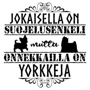 Yorkshirenterrieri Enkeli