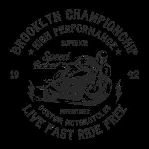 SUPERIORS™ - SUPERIOR SPEED RACER - Biker Shirt