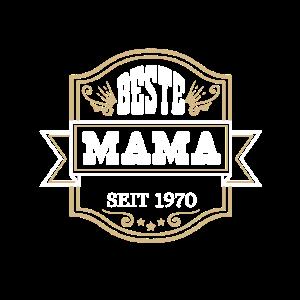 Beste Mama seit 1970