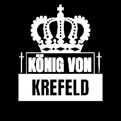 Krefeld - König von Krefeld - Krefeld Stadt t-shirt. König von Krefeld - Krefeld t-shirt,Krefeld shirt,Krefeld Sweatshirt,Krefeld Stolz,Krefeld Shirts,Krefeld Hoodie,Krefeld Geschenkidee,Krefeld Geschenk,Krefeld