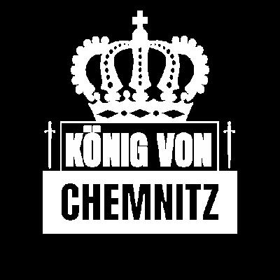 Stadt Chemnitz - König von Chemnitz - Bist du der König von Chemnitz? Dann zeig es mit diesem Design. Sei stolz auf Chemnitz, deine Stadt. - Stadt,König,Chemnitz t-shirt,Chemnitz Stolz,Chemnitz Shirts,Chemnitz Shirt,Chemnitz Kinderkleidung,Chemnitz Kinder t-shirt,Chemnitz Geschenkidee,Chemnitz Geschenke,Chemnitz BabyBody,Chemnitz Baby T-Shirts,Chemnitz