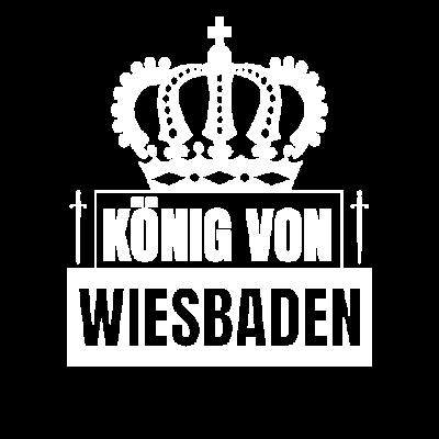 König von Wiesbaden - Bist du der König von Wiesbaden? Dann zeig es mit diesem Design. Sei stolz auf Wiesbaden, deine Stadt. - Wiesbaden t-shirt,Wiesbaden shirt,Wiesbaden Stolz,Wiesbaden Shirts,Wiesbaden Kinderkleidung,Wiesbaden Kinder t-shirts,Wiesbaden Jacken,Wiesbaden Geschenkidee,Wiesbaden Geschenke,Wiesbaden BabyBody,Wiesbaden Baby T-Shirts,Wiesbaden