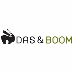 logo das&boom transparant