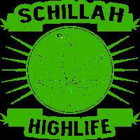 Schillah - Highlife Grün 01