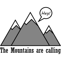 mountains calling