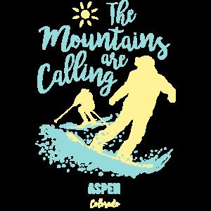 Snowboard Ski Aspen Colorado