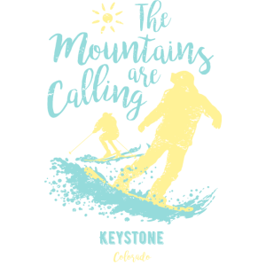 Snowboard Ski Keystone Colorado