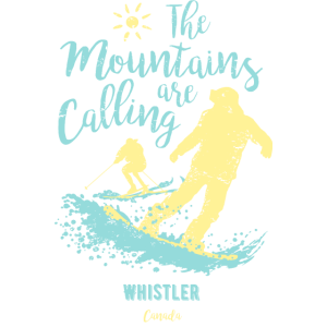 Snowboard Ski Whistler Kanada