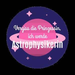 Ich werde Astrophysikerin