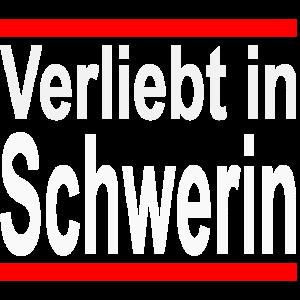 Verliebt in Schwerin Witziger Spruch Geschenk