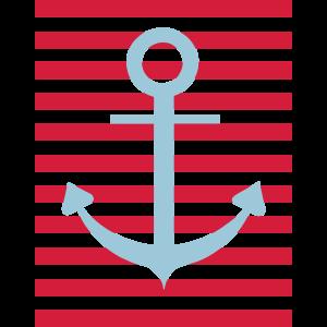 Ahoi! Maritime Maritim Anker Seemann 2c