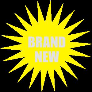 Brand New brand neu brandneu frisch geschlüpft 2c