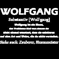 Wolfgang - Wolfgang Definition