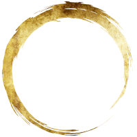 Yoga OM Ring Gold