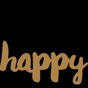 Sei glücklich