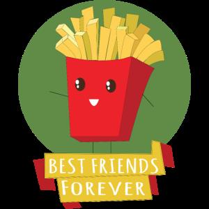 POMMES - BEST FRIENDS FOREVER