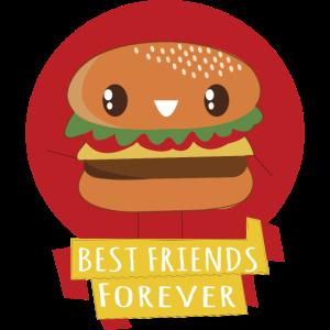 BURGER - BEST FRIENDS FOREVER