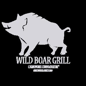 Wild Boar (Wildschwein) Grill - Grill Shirt für B