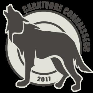 Fleischfresser - Grillshirt - Der mit dem Wolf heu
