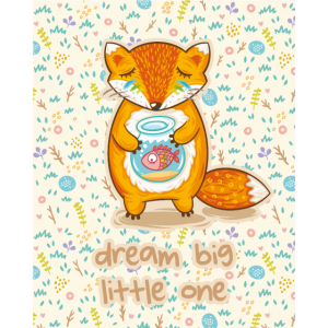 Traum groß