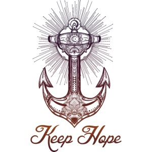 Hoffnung behalten