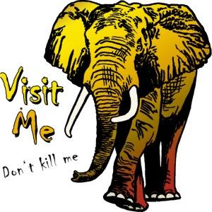 Visit Me - Don't kill me